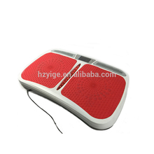 Dual-motor Vibrating Foot Massaging Plate Body Shaker Fit Massager