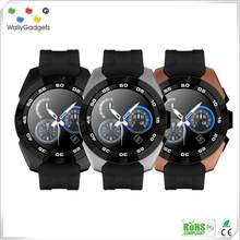 Professional smart android wrist watch phone with tv