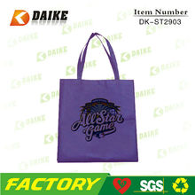 Reusable Custom Nonwoven Ecology Tote Bag DK-ST2903