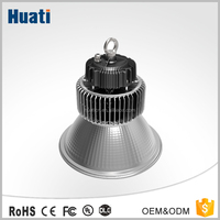 Import chip industrial lighting led light 150w led high bay light