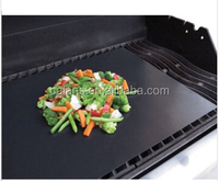 As seen on TV non-stick fiberglass bbq grill mat OEM available 0.2mm thickness High quality FDA approval