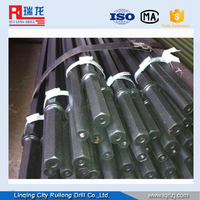 Fiberglass hollow bolt(Self-drilling)/Full Threaded Rod/hollow grouting rock bolt