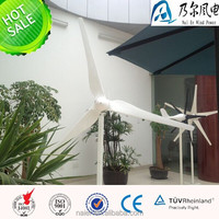 1500w domestic clean energy wind turbine generator
