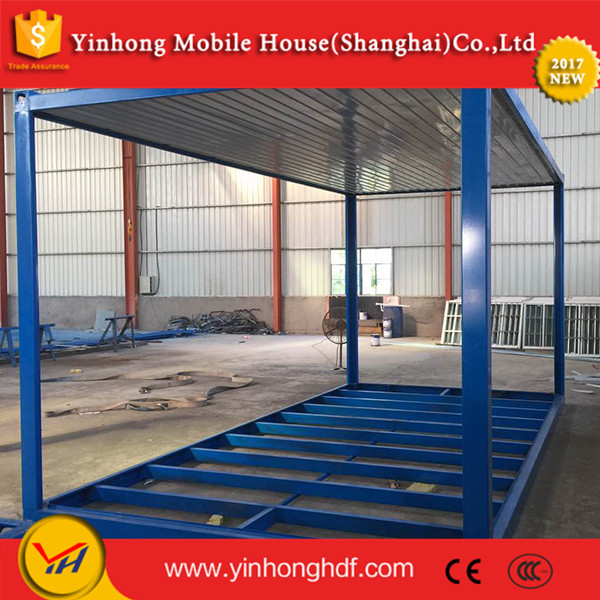 Easy Removable Prefabricated 3 Storey House/home/building For Construction Site Worker Living
