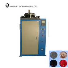 Taiwanese Manufacturer Automatic Computerized Beret and Cap Making Machine