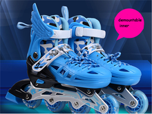 as seen on tv flashing wholesale four wheel roller skate shoes price for children