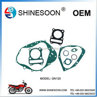 GN125 motorcycle engine seal gasket set for motorcycle engine parts