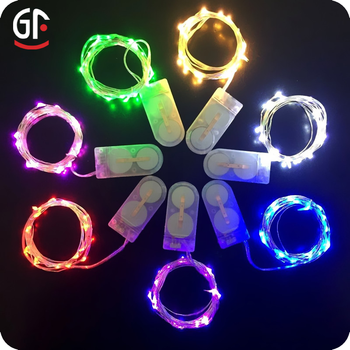 Table Decoration Wedding Well Handicrafts Copper Led String Light