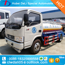 4 ton fuel tank truck refueller truck for sale