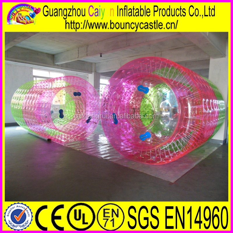 Inflatable Water Walking Roller Water Inflatable Games