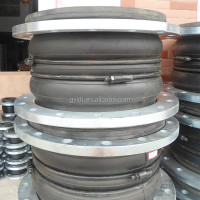 Molded Style Twin Sphere Rubber Expansion Joints