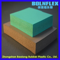 Thermal Insulation Building Material PVC&NBR Insulation Sheet