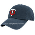 Washed Baseball Cap 100% Cotton