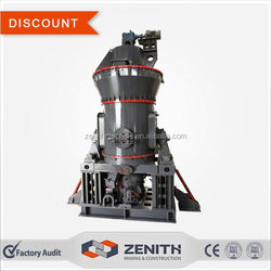 Low price sulfur vertical mill, machine made construction sand vertical mill