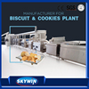 Automatic Small Hala Fortune Cookie Making Machine Price, Chocolate Biscuit Production Line