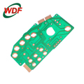 Manufacturing process PCB printed wiring board and assembly