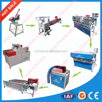 Industrial easy operation professional bamboo toothpick making plant / bamboo toothpick machine with whole project solutions