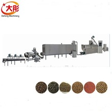 Floating fish food production equipment