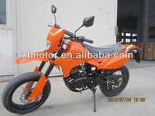 125cc Racing Motorcycle With Double Disk Brake
