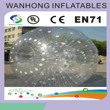 Direct manufacturer inflatable zorb ball for games , inflatable water roller