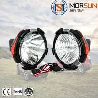 Auto car accessories 10-30V 35/55W 7inch HID Work light HID Driving Light HID Offroad Work Lamp