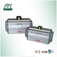 High quality dn50 actuator operated pneumatic 2 inch 316 stainless steel ball valve