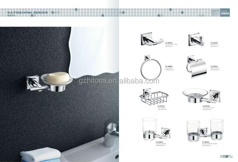 hitomi fabrik edelstahl badezimmer zubeh r set anlagen des badezimmers produkt id 610122785. Black Bedroom Furniture Sets. Home Design Ideas