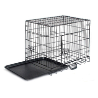 Small Pet Dog Playpen Cages Portable With Floor For Sale