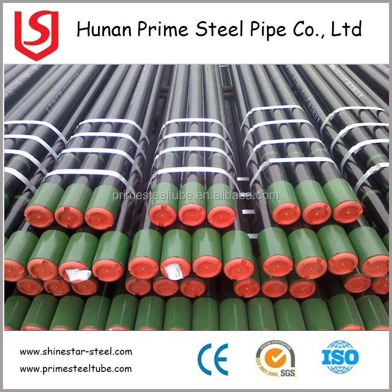 mill pipes API 5CT N80 standard Oilfield casing pipes/oil drilling tubing pipe
