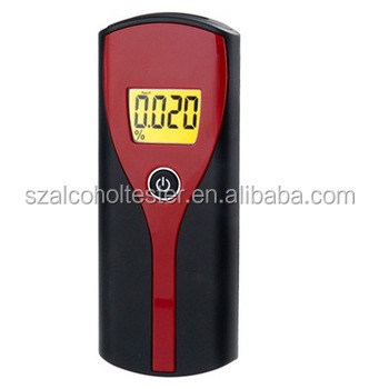Professional LCD Display Digital Backtrack Alcohol Breath Tester Manual/Breathalyzer Alcohol Tester Drive Safety DYT-6880