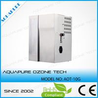 CE approval German tech 10g high quality ozonator water purifier
