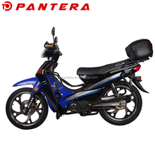 110cc Chinese Best Quality Cub Motos Custom Moped With Cargo Box