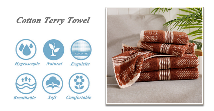 Alibaba Viscose terry weaving making machine towel for multiple use