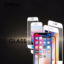 2017 New Model 3D Curved Tempered Glass screen protector For iPhone x Accessories