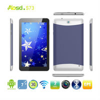 "Cheapest 7"" 3g tablet pc with sim card slot mini bluetooth usb 4.0 S73"
