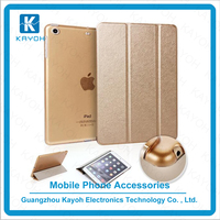 [kayoh] Useful Soft Protective Colorful Tablet Smart Cover three Flip Case for IPad Air 2 Manufacturer