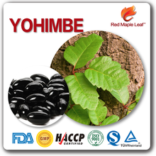 Men's Best Health Products Yohimbe Bark Powder Softgels Capsules