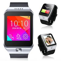2015 fashion moblie phone android Smart watch