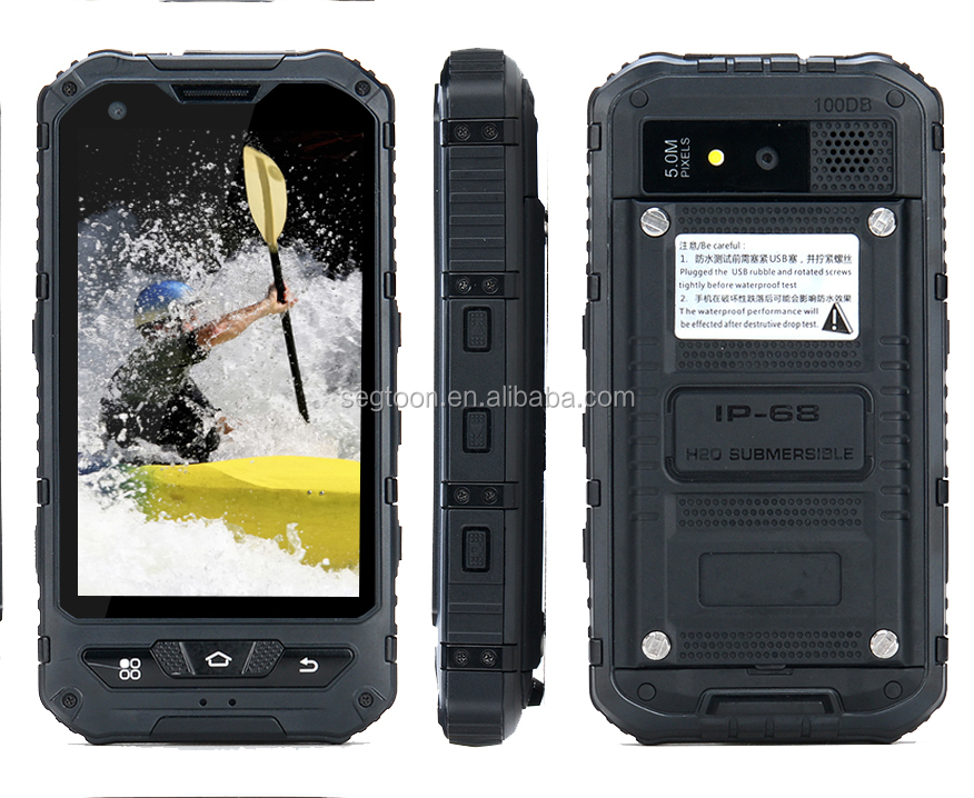 Wholesale Smart phone Dual SIM 4.0 inch Rugged Mobile IP68 Waterproof Phone