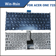 laptop keyboard picture for acer s3 s3-951 s5-391 v5-171 725 AO725 756 AO756 Russian black