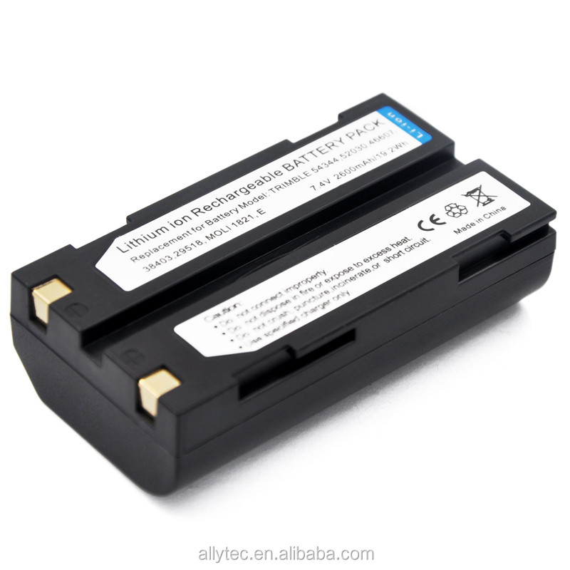 Replacement Battery for Trimble GPS Receiver 5700 5800 R3 R4 R5 R6 R7 R8 DINI03 TSC1 MT1000