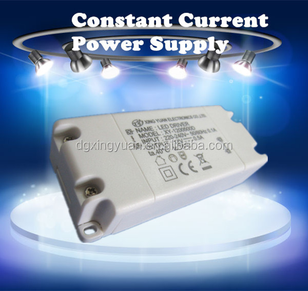 Non-dimmable LED Driver 6W for Indoor Light CE GS