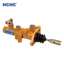 China factory foot pedal valve hydraulic control valve HCZF for forklift