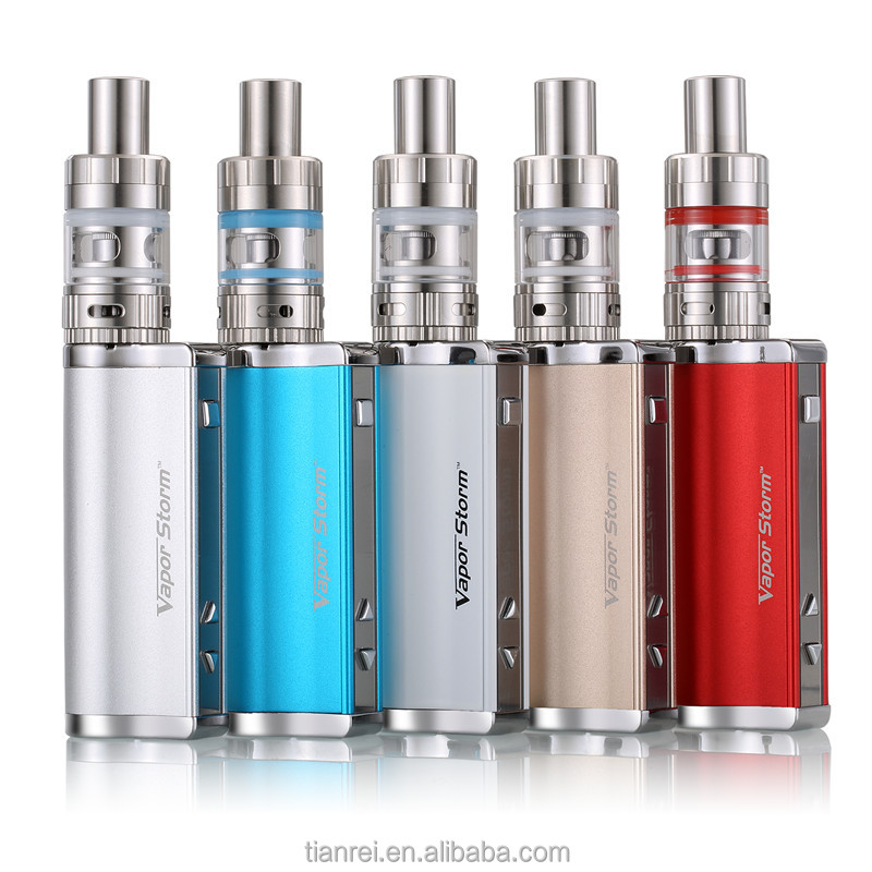 High Configuration Most Popular Fashion Reasonable Price Big Vapor Three In One Kit Electronic Cigarette With Certification