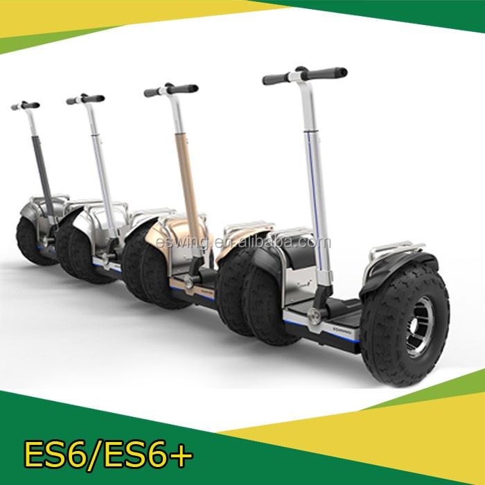 Eswing ES6 standing self-balancing mini used military electric scooters motorcycle 1200w
