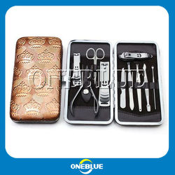 High Quality Manicure tool Branded Pedicure Manicure Set