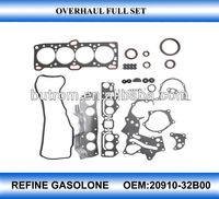 Full set engine gasekt kit for refine gasoline H100