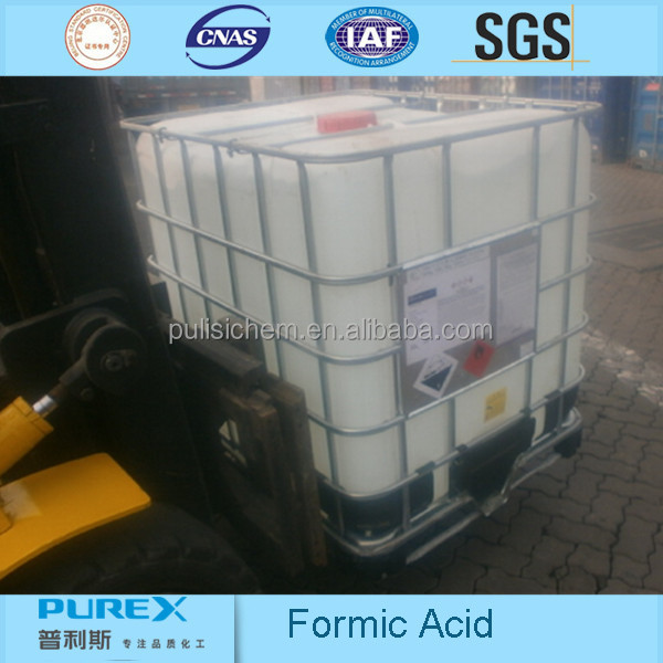 Dyes using Formic acid 85% min