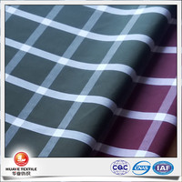 100% cotton yarn dyed woven wholesale shirting fabric for men