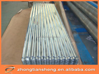 Mental roof sheet,heat resistant corrugated zinc roof sheets